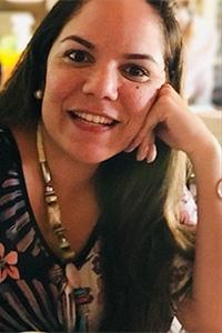 Daniela Araujo - Associada do IPB-BA